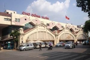 Cho vay tài trợ vốn kinh doanh cho các hộ kinh doanh, sạp chợ, tiểu thương tại chợ Đồng Xuân, Hà Nội