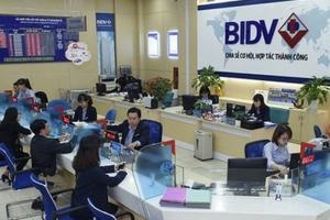 Lãi suất vay thế chấp ngân hàng BIDV
