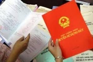 Vay tiền ngân hàng thế chấp sổ đỏ cần có những giấy tờ gì?