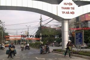 Dịch vụ hỗ trợ vay vốn thế chấp ngân hàng tại huyện Thanh Trì thành phố Hà Nội