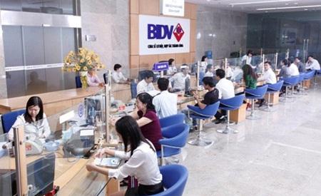 vay vốn ngân hàng BIDV