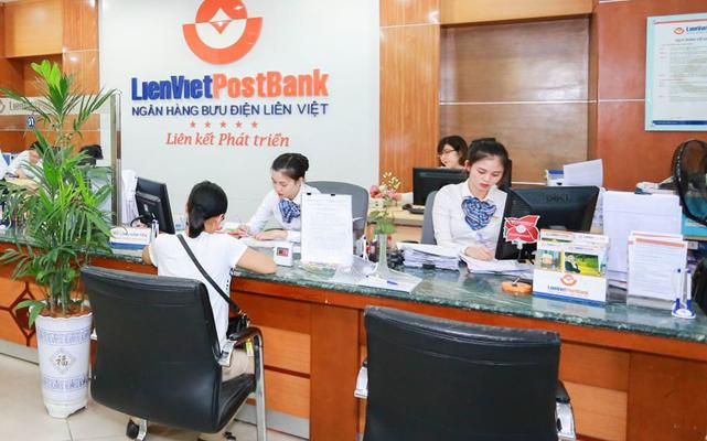 vay vốn ngân hàng bưu điện liên việt