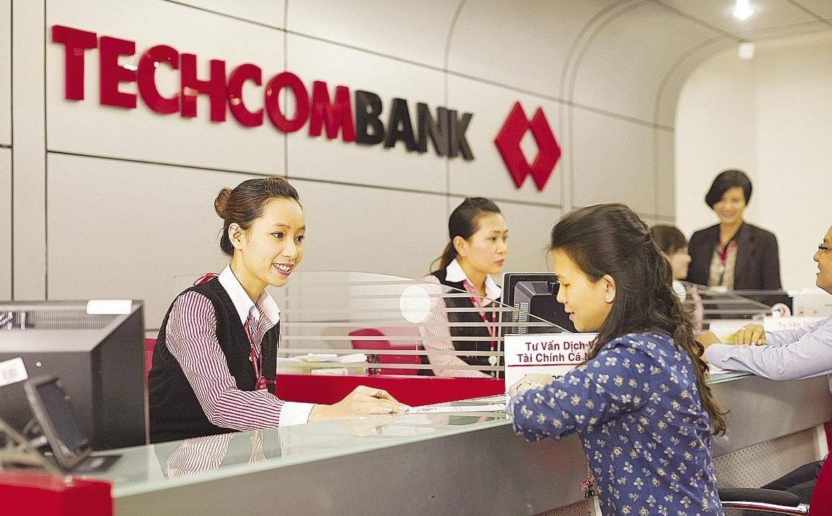 Vay vốn ngân hàng Techcombank